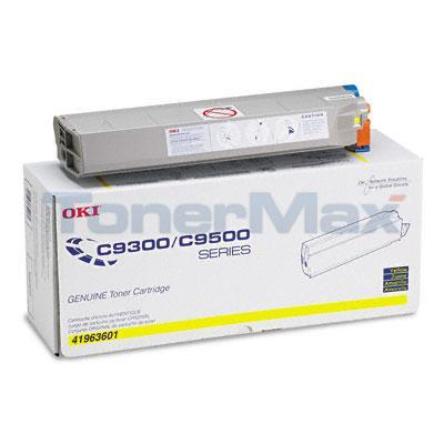 OKIDATA C9300/C9500 TYPE C5 TONER YELLOW